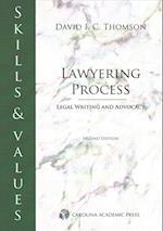 Lawyering Process (Skills Values)