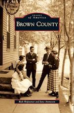Brown County af Rick Hofstetter, Jane Ammeson