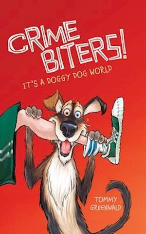 Lydbog, CD It's a Doggy Dog World af Tommy Greenwald