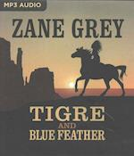 Tigre and Blue Feather
