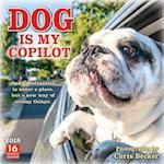 Dog Is My Copilot 2018 Wall Calendar