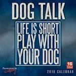 Dog Talk 2018 Calendar