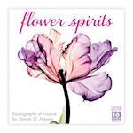 Flower Spirits 2018 Calendar