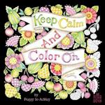 Keep Calm and Color on 2018 Calendar
