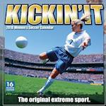 Kickin' It Women's Soccer 2018 Calendar