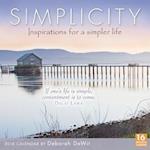 Simplicity 2018 Calendar