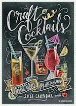 Craft Cocktails 2018 Calendar