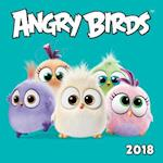Angry Birds 2018 Calendar