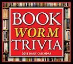 Bookworm Trivia 2018 Daily Calendar