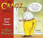 The Crack Calendar 2018 Calendar