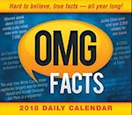 OMG Facts Daily 2018 Calendar