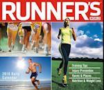 Runner's World 2018 Daily Calendar
