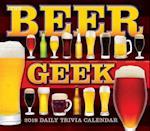 The Beer Geek 2018 Calendar