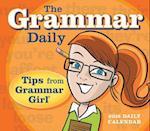 Grammar Daily 2018 Daily Calendar
