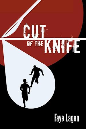 Bog, hæftet Cut of the Knife af Faye Lagen
