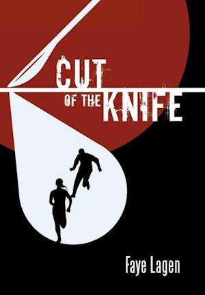 Bog, hardback Cut of the Knife af Faye Lagen