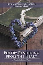 Poetry Rendering from the Heart