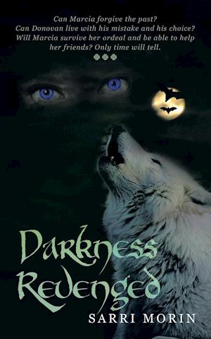 Bog, hæftet Darkness Revenged af Sarri Morin