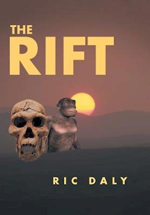 Bog, hardback The Rift af Ric Daly