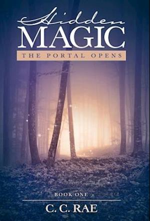 Bog, hardback Hidden Magic af C. C. Rae