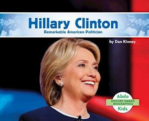 Bog, hardback Hillary Clinton af Dan Kinney