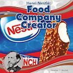 Henri Nestlé Food Company Creator (Food Dudes Set 3)