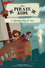 A Spooky Day at Sea (Pirate Kids)