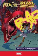 Bff #3 (Moon Girl and Devil Dinosaur)
