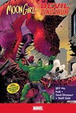 Bff #4 (Moon Girl and Devil Dinosaur)