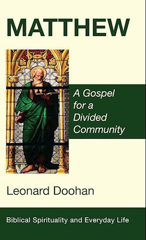 Bog, hardback Matthew af Leonard Doohan