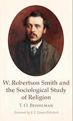 W. Robertson Smith and the Sociological Study of Religion af T. O. Beidelman