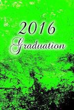 2016 Graduation (Journal)