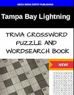 Tampa Bay Lightning Trivia Crossword Puzzle and Word Search Book