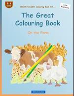 Brockhausen Colouring Book Vol. 1 - The Great Colouring Book