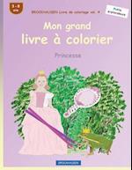 Brockhausen Livre de Coloriage Vol. 4 - Mon Grand Livre a Colorier