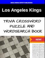Los Angeles Kings Trivia Crossword Puzzle and Word Search Book