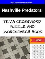 Nashville Predators Trivia Crossword Puzzle and Word Search Book