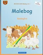 Brockhausen Malebog Vol. 1 - Malebog