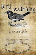Bird Watching Journal af Stella Nadene
