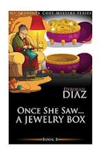 Once She Saw... a Jewelry Box af Deborah Diaz