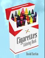 Cigarettes Coloring Book