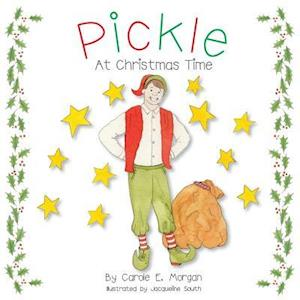 Bog, paperback Pickle at Christmas Time af Carole E. Morgan