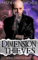 The Dimension Thieves 7-9