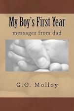 My Boy's First Year af G. O. Molloy