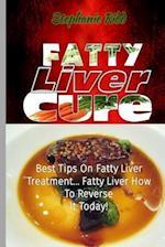 Fatty Liver Cure af Stephanie Ridd