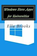 Windows Store Apps for Universities af Ella Brooks