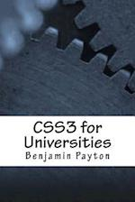 Css3 for Universities af Benjamin Payton