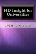 HD Insight for Universities af Ben Dennis