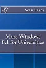 More Windows 8.1 for Universities af Sean Davey