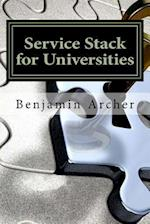 Service Stack for Universities af Benjamin Archer